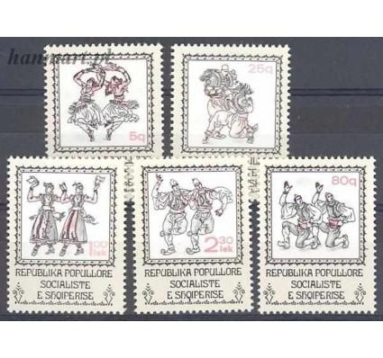 Znaczek Albania 1978 Mi 1948-1952 Czyste **