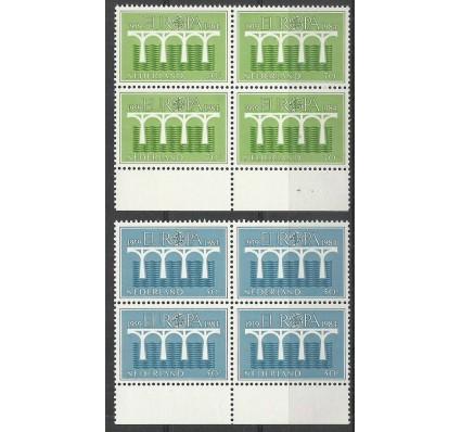 Znaczek Holandia 1984 Mi 1251-1252A Czyste **