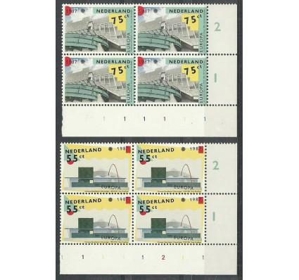 Znaczek Holandia 1987 Mi 1318-1319 Czyste **