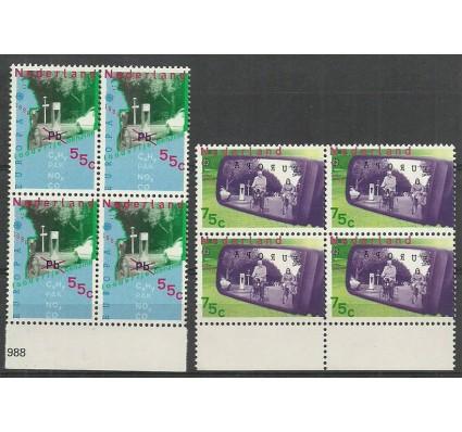 Znaczek Holandia 1988 Mi 1343-1344 Czyste **