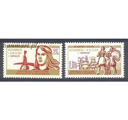 Znaczek Albania 1978 Mi 1958-1959 Czyste **