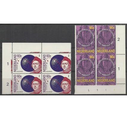 Znaczek Holandia 1992 Mi 1441-1442 Czyste **