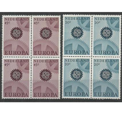 Znaczek Holandia 1967 Mi 878-879x Czyste **