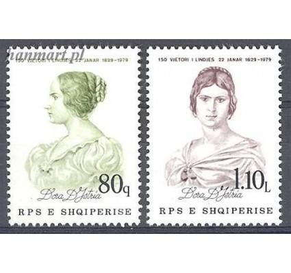 Znaczek Albania 1979 Mi 1991-1992 Czyste **