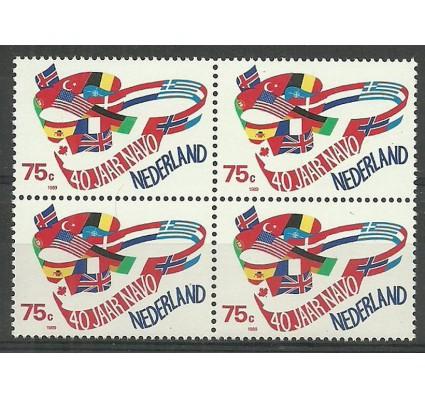 Znaczek Holandia 1989 Mi 1360 Czyste **