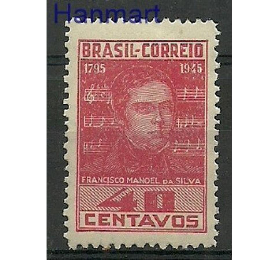 Brazylia 1945 Mi 676 Czyste **