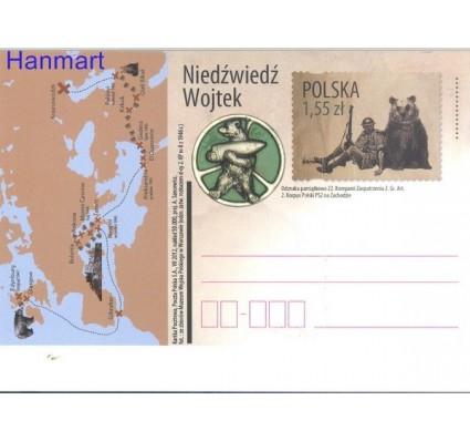 Znaczek Polska 2012 Fi Cp 1620 Całostka pocztowa