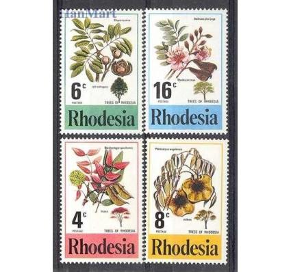 Znaczek Rodezja 1976 Mi 184-187 Czyste **
