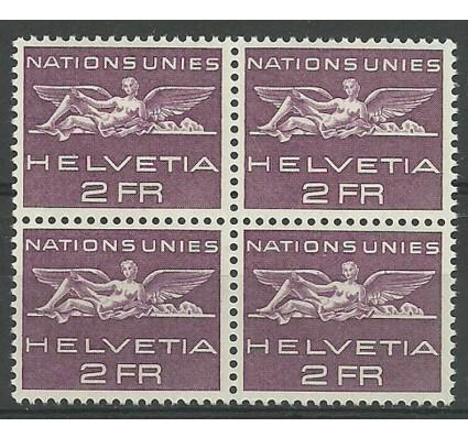 Znaczek Szwajcaria 1955 Mi uno 27 Czyste **