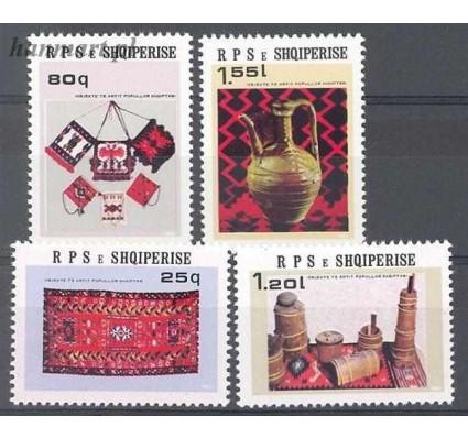 Znaczek Albania 1982 Mi 2141-2144 Czyste **