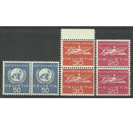 Znaczek Szwajcaria 1959 Mi uno 28-30 Czyste **
