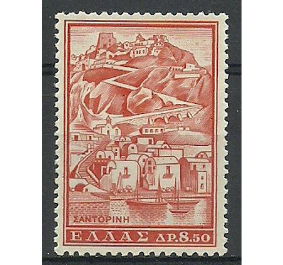 Grecja 1961 Mi 763 Czyste **