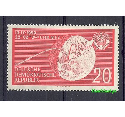 NRD / DDR 1959 Mi 721 Czyste **
