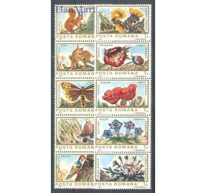 Znaczek Rumunia 1983 Mi 3982-3991 Czyste **