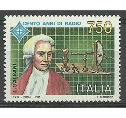 Znaczek Włochy 1991 Mi 2191 Czyste **
