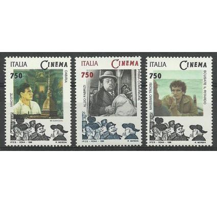 Znaczek Włochy 1996 Mi 2453-2455 Czyste **