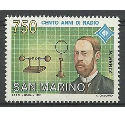 Znaczek San Marino 1992 Mi 1495 Czyste **