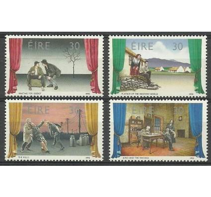 Znaczek Irlandia 1990 Mi 733-736 Czyste **