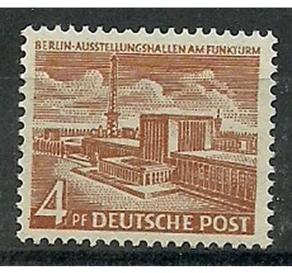 Znaczek Berlin Niemcy 1953 Mi 112 Czyste **