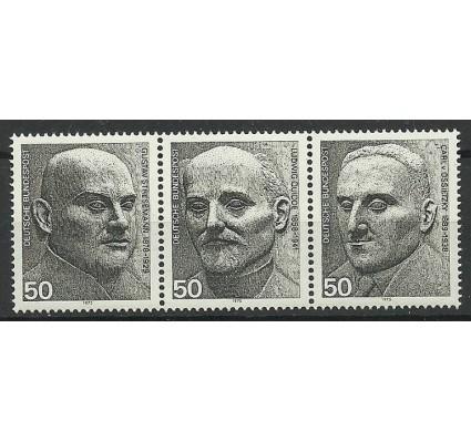 Znaczek Niemcy 1975 Mi 871-873 Czyste **