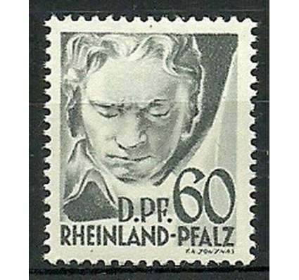 Znaczek Rheinland-Pfalz 1948 Mi 27 Czyste **