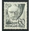 Rheinland-Pfalz 1948 Mi 27 Czyste **