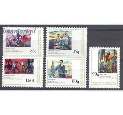 Znaczek Albania 1978 Mi 1953-1957 Czyste **