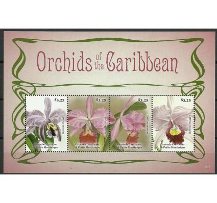 Znaczek Grenada / Carriacou i Petite Martinique 2014 Mi ark 4977-4980 Czyste **
