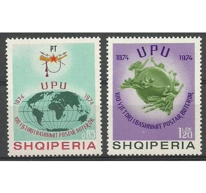 Znaczek Albania 1974 Mi 1718-1719 Czyste **