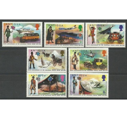 Znaczek Antigua i Barbuda 1974 Mi 323-329 Czyste **