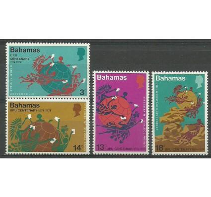 Znaczek Bahamy 1974 Mi 366-369 Czyste **