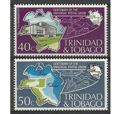 Znaczek Trynidad i Tobago 1974 Mi 328-329 Czyste **