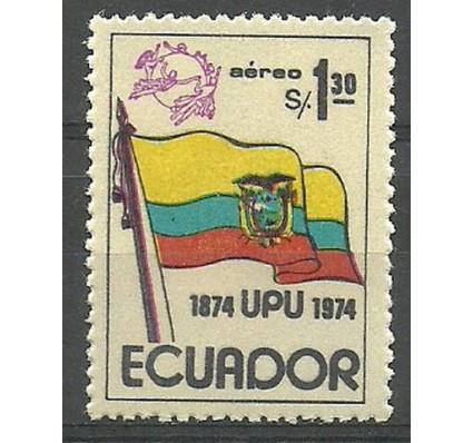 Znaczek Ekwador 1974 Mi 1629 Czyste **