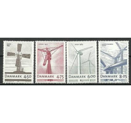 Znaczek Dania 2007 Mi 1454-1457 Czyste **