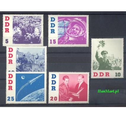 NRD / DDR 1961 Mi 863-868 Czyste **