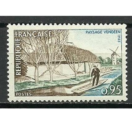 Francja 1965 Mi 1518 Czyste **