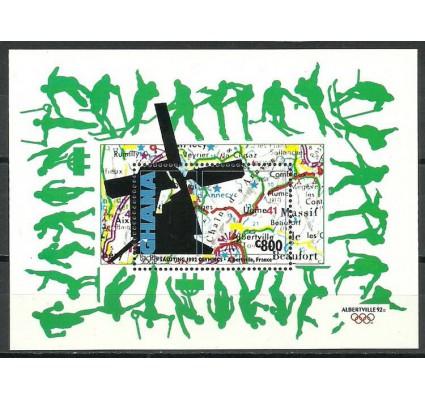 Znaczek Ghana 1992 Mi bl 193 Czyste **