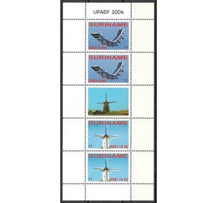Znaczek Surinam 2006 Mi ark 2061-2062 Czyste **