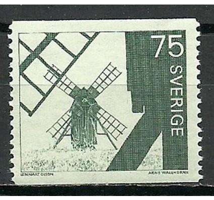 Znaczek Szwecja 1971 Mi 711A Czyste **