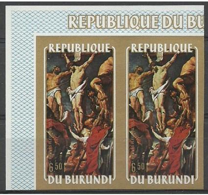 Znaczek Burundi 1972 Mi 854b Czyste **