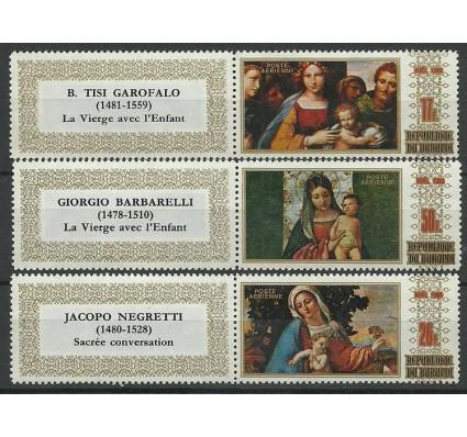 Znaczek Burundi 1969 Mi zf 534-536 Czyste **