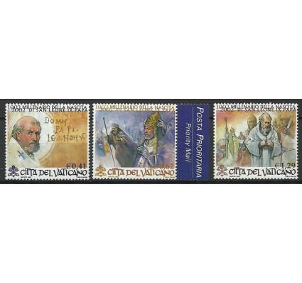 Znaczek Watykan 2002 Mi 1421-1423 Czyste **