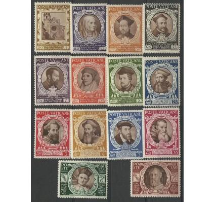 Znaczek Watykan 1946 Mi 126-139 Czyste **