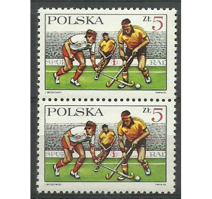Znaczek Polska 1985 Mi 2990 Fi 2842 Czyste **