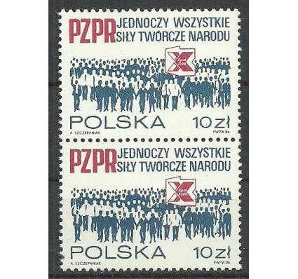 Znaczek Polska 1986 Mi 3035 Fi 2887 Czyste **