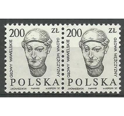 Znaczek Polska 1987 Mi 3058 Fi 2910 Czyste **