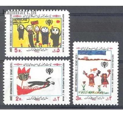 Znaczek Iran 1979 Mi 1962-1964 Czyste **