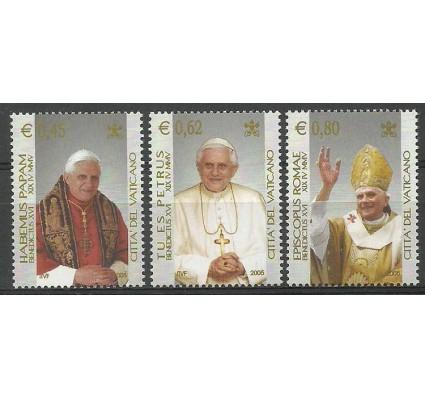 Znaczek Watykan 2005 Mi 1517-1519 Czyste **
