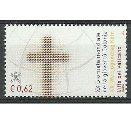 Znaczek Watykan 2005 Mi 1520 Czyste **