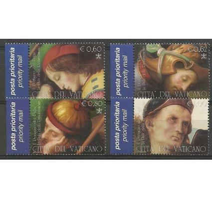Znaczek Watykan 2005 Mi 1525-1528 Czyste **